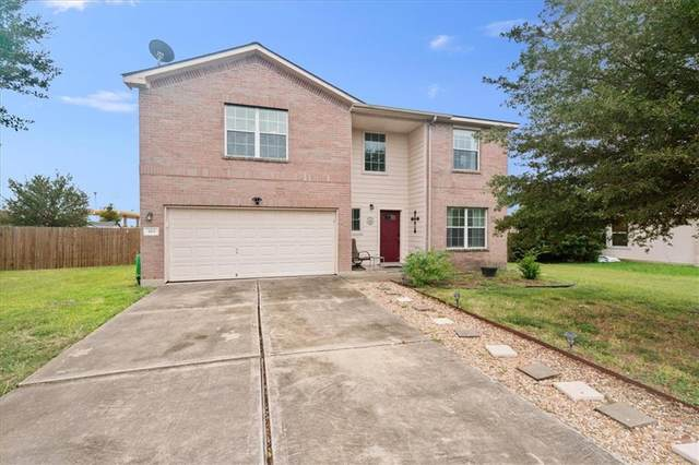 103 Sylvan St, Hutto, TX 78634 (#9413996) :: Front Real Estate Co.
