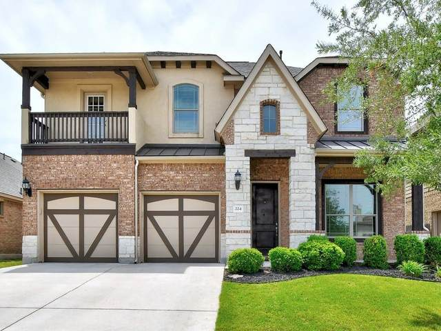 224 Oyster Crk, Buda, TX 78610 (#9414212) :: Zina & Co. Real Estate
