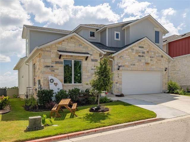 13701 Ronald W Reagan Blvd #76, Cedar Park, TX 78613 (#9415031) :: Zina & Co. Real Estate