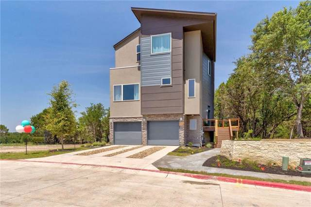 5315 La Crosse Ave #1, Austin, TX 78739 (#9415085) :: The Perry Henderson Group at Berkshire Hathaway Texas Realty