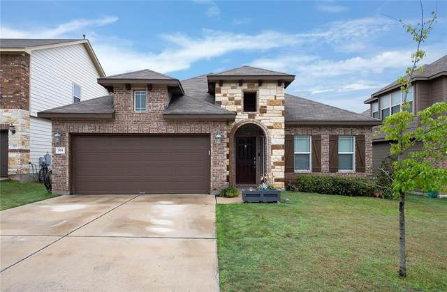 204 Yukon Cv, Hutto, TX 78634 (#9415707) :: The Heyl Group at Keller Williams