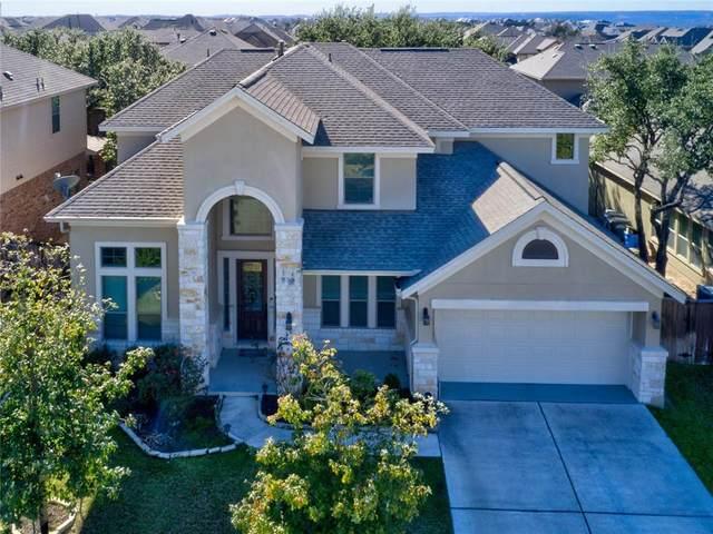 2605 Hilltop Divide Ln, Leander, TX 78641 (#9416488) :: Papasan Real Estate Team @ Keller Williams Realty