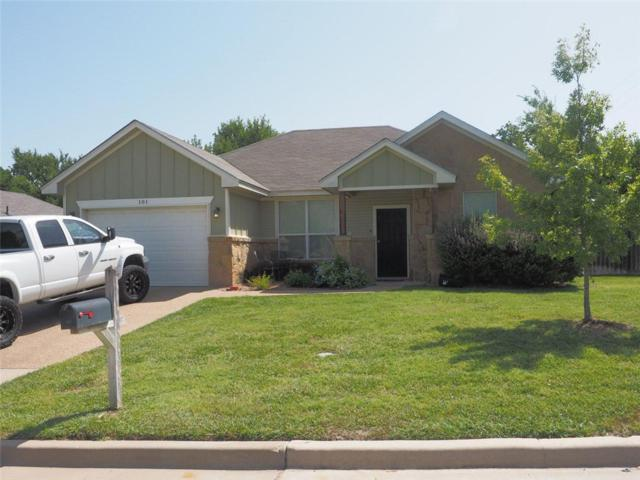 121 Flat Creek Dr, Other, TX 76706 (#9419097) :: Van Poole Properties Group
