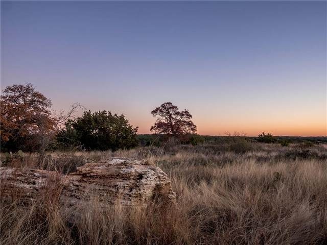 Lot 80 Three Creeks Dr, Bertram, TX 78605 (#9421299) :: Lancashire Group at Keller Williams Realty