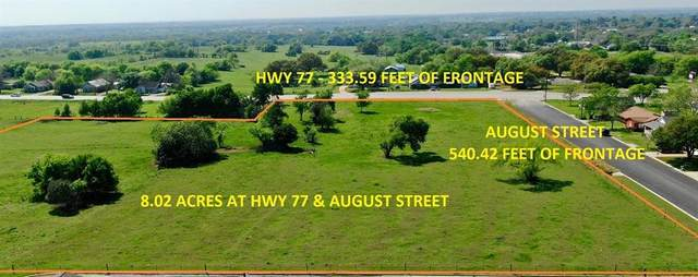 000 Hwy 77 @ August St, Schulenburg, TX 78956 (#9421943) :: Lancashire Group at Keller Williams Realty