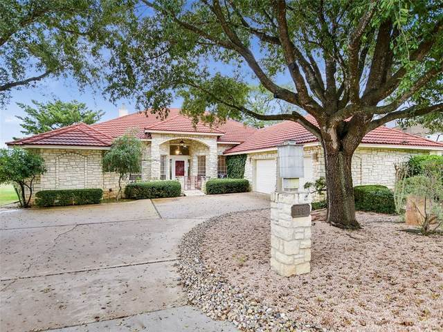 1110 Powderhorn, Horseshoe Bay, TX 78657 (#9426205) :: Douglas Residential
