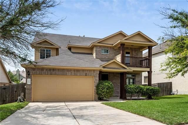1103 Canadian Cv, Leander, TX 78641 (#9427415) :: Papasan Real Estate Team @ Keller Williams Realty