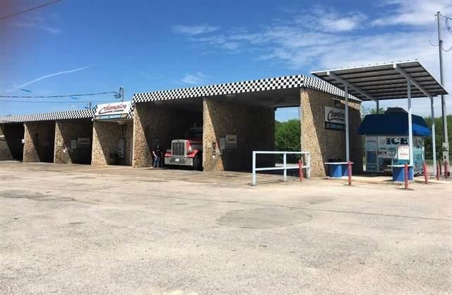 900 E Polk St, Burnet, TX 78611 (MLS #9431380) :: Vista Real Estate