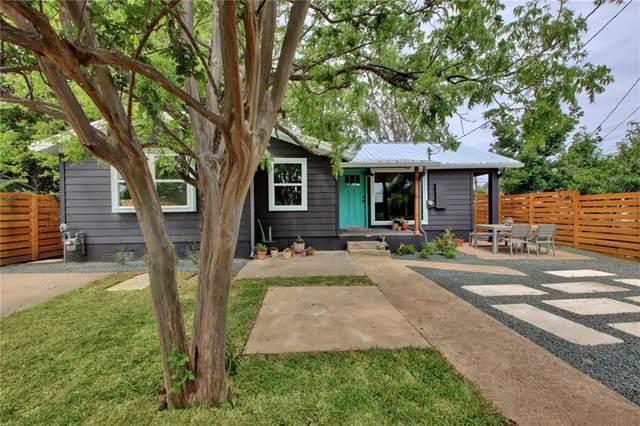 1140 Eastfield Ave, Austin, TX 78721 (MLS #9432552) :: Vista Real Estate