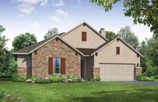 116 Red Granite Rd, Georgetown, TX 78633 (#9435674) :: Papasan Real Estate Team @ Keller Williams Realty
