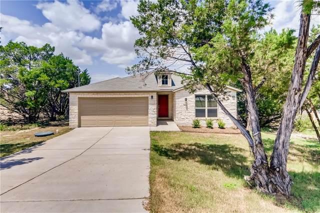 5704 Thunderbird St, Lago Vista, TX 78645 (#9438394) :: Papasan Real Estate Team @ Keller Williams Realty