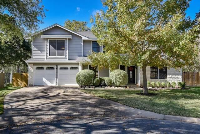 12802 Oak Bend Cv, Austin, TX 78727 (#9440686) :: R3 Marketing Group