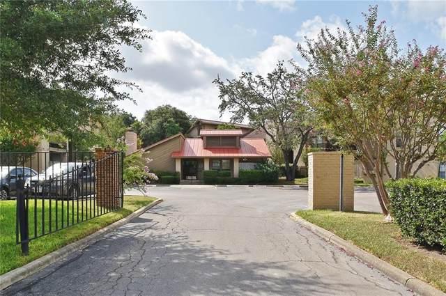 1202 Thorpe Ln #402, San Marcos, TX 78666 (#9441306) :: Lauren McCoy with David Brodsky Properties