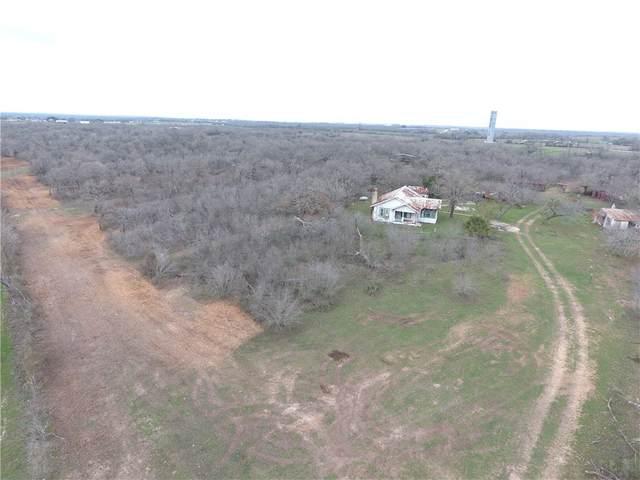 Lot 4 Seals Creek Rd, Lockhart, TX 78644 (#9442299) :: Ben Kinney Real Estate Team