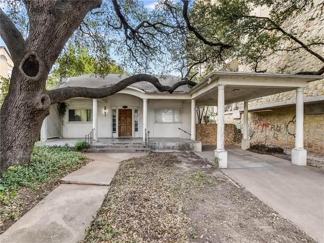 2511 San Gabriel St, Austin, TX 78705 (#9443627) :: RE/MAX Capital City