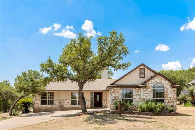 406 Great Western, Horseshoe Bay, TX 78657 (#9444454) :: The Heyl Group at Keller Williams