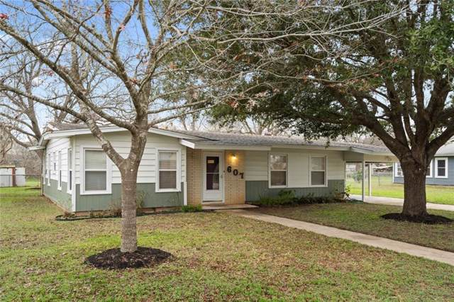 607 Conway Dr, San Marcos, TX 78666 (#9448059) :: The Perry Henderson Group at Berkshire Hathaway Texas Realty