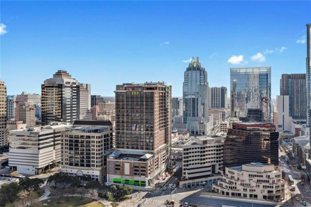 360 Nueces St #2505, Austin, TX 78701 (#9450849) :: The Perry Henderson Group at Berkshire Hathaway Texas Realty