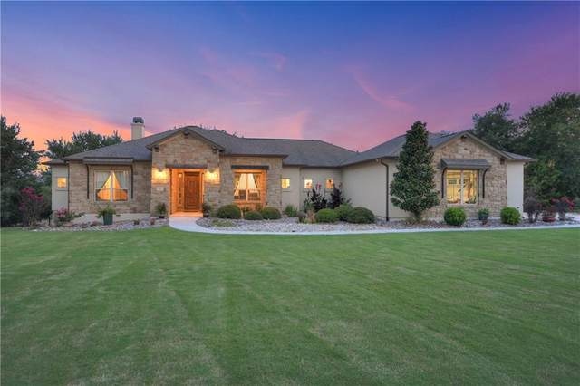 1015 Telling Wind, Liberty Hill, TX 78642 (#9451461) :: Papasan Real Estate Team @ Keller Williams Realty
