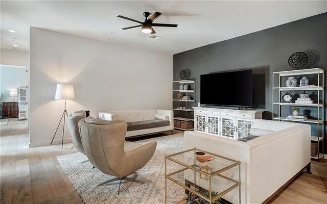 800 Embassy Dr #604, Austin, TX 78702 (#9452039) :: Zina & Co. Real Estate