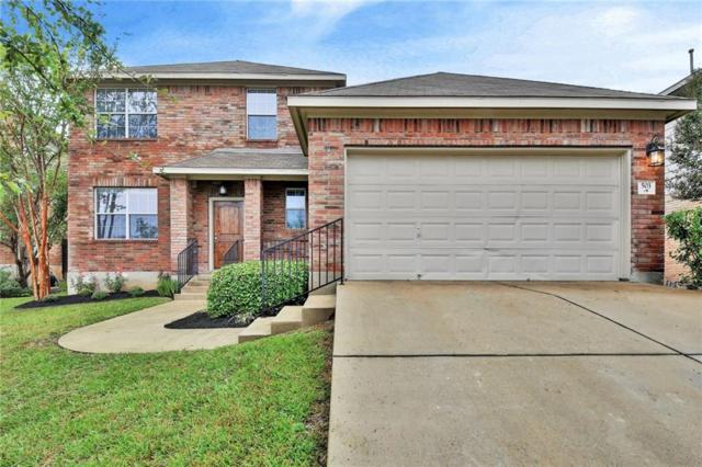 503 Chaparral Dr, Leander, TX 78641 (#9453136) :: The Heyl Group at Keller Williams