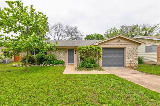 7006 Miranda Dr, Austin, TX 78752 (#9453825) :: Ben Kinney Real Estate Team
