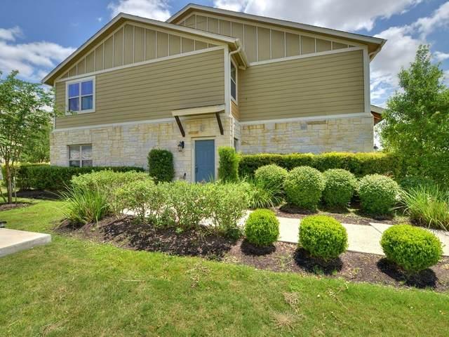 1620 Bryant Dr #101, Round Rock, TX 78664 (MLS #9454156) :: Vista Real Estate