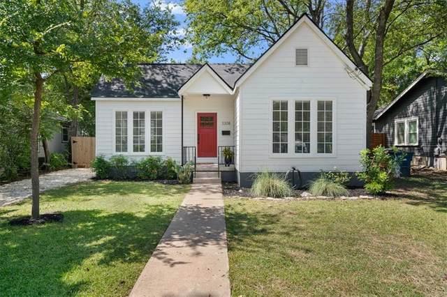 3308 Robinson Ave, Austin, TX 78722 (MLS #9457725) :: NewHomePrograms.com