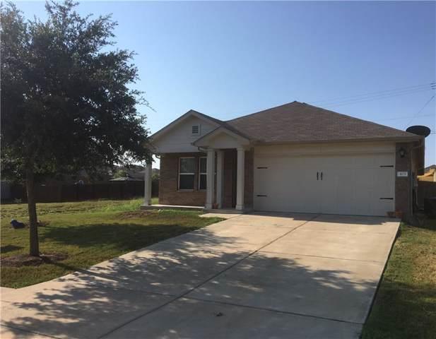 403 San Antonio Riverwalk, Hutto, TX 78634 (#9458462) :: Papasan Real Estate Team @ Keller Williams Realty