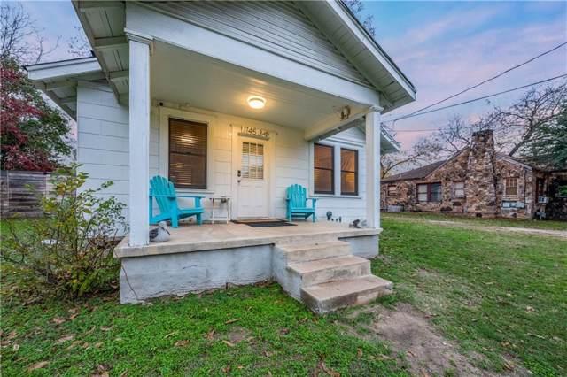 1145 3/4 Gunter St, Austin, TX 78721 (#9460606) :: Kourtnie Bertram | RE/MAX River Cities