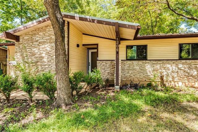 1206 Green Forest Dr, Austin, TX 78745 (#9463339) :: The Perry Henderson Group at Berkshire Hathaway Texas Realty