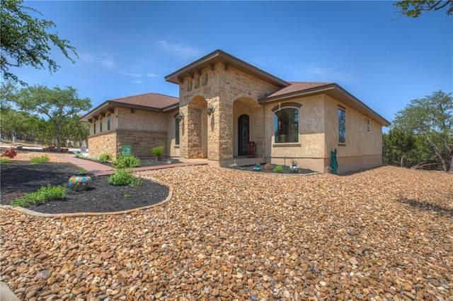 108 Santa Maria Ct, Canyon Lake, TX 78133 (#9463346) :: Zina & Co. Real Estate