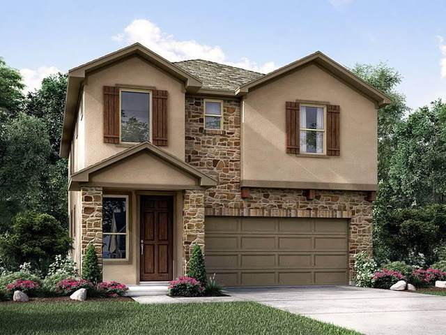 109 Red Cedar Ct, Georgetown, TX 78628 (MLS #9464577) :: Brautigan Realty
