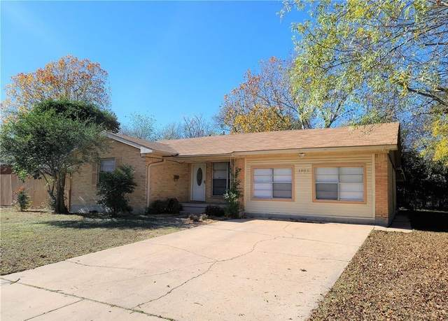 1001 Goode Dr, Killeen, TX 76543 (#9466925) :: First Texas Brokerage Company
