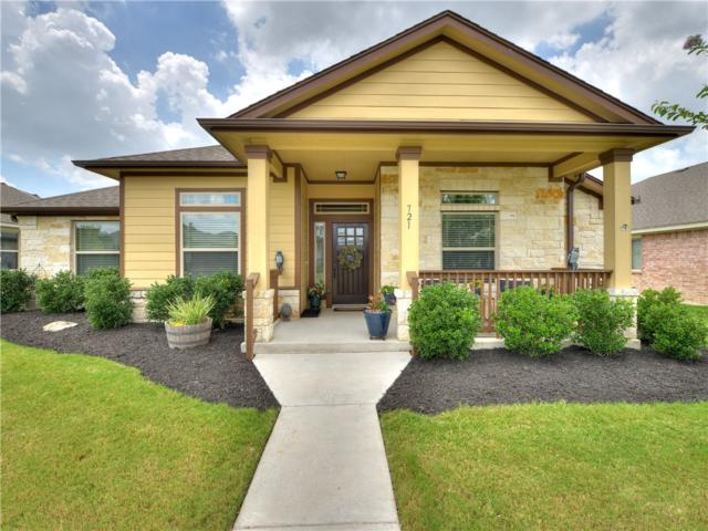 721 Bryce Canyon Dr, Pflugerville, TX 78660 (#9467578) :: The Smith Team