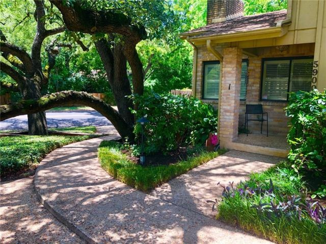 5900 Mountainclimb Dr #1, Austin, TX 78731 (#9467754) :: The Heyl Group at Keller Williams