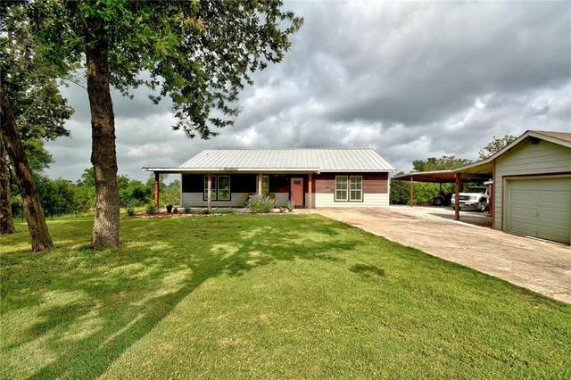 164 Green Acres Loop, Bastrop, TX 78602 (#9468367) :: The Perry Henderson Group at Berkshire Hathaway Texas Realty