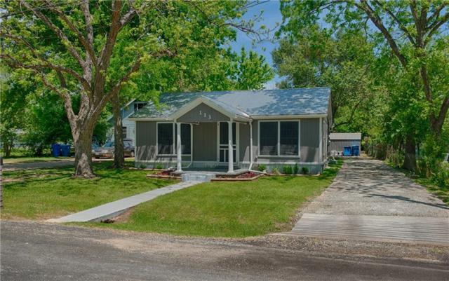 113 W Ila St, Elgin, TX 78621 (#9474438) :: The Heyl Group at Keller Williams