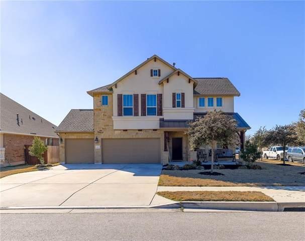 5805 Mantalcino Dr, Round Rock, TX 78665 (MLS #9475215) :: Vista Real Estate