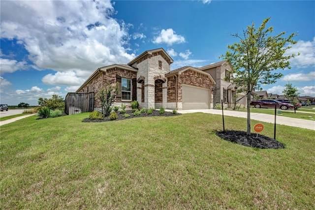 11600 Jackson Falls Way, Manor, TX 78653 (MLS #9475248) :: Brautigan Realty