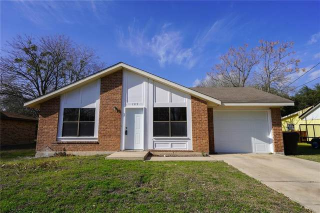 1315 Lakeview Dr, Lockhart, TX 78644 (#9477586) :: Realty Executives - Town & Country