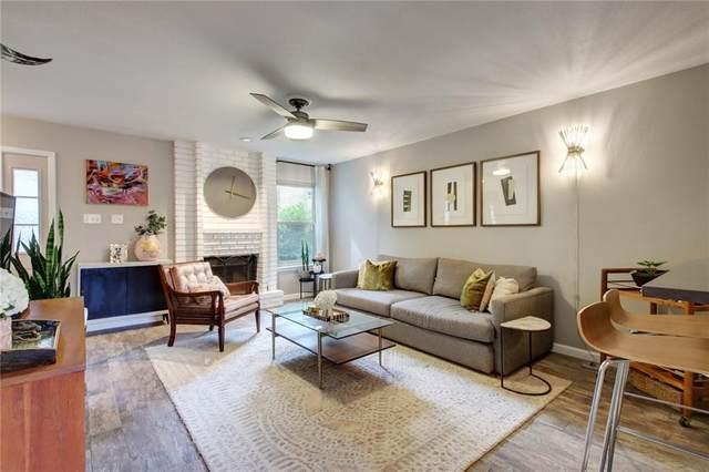 8400 Jamestown Dr #210, Austin, TX 78758 (#9478608) :: Ben Kinney Real Estate Team