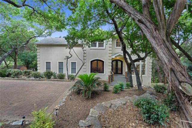 301 Redbud Trl, West Lake Hills, TX 78746 (#9481075) :: Carter Fine Homes - Keller Williams NWMC