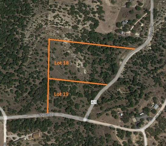 Lot 18 & 19 Gregg  (County Rd 423) Dr, Spicewood, TX 78669 (#9481195) :: R3 Marketing Group