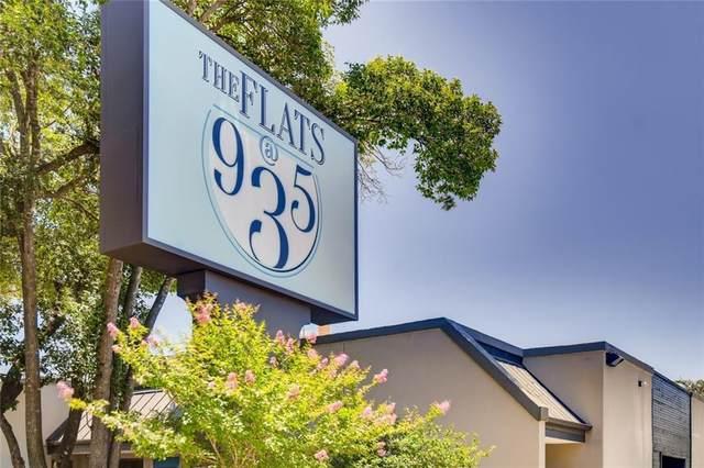 935 La Posada Dr #153, Austin, TX 78752 (#9481265) :: The Heyl Group at Keller Williams
