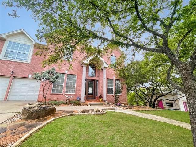1206 Mayan Way, Austin, TX 78733 (#9483156) :: Azuri Group | All City Real Estate