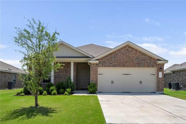 908 Wolcott Dr, Leander, TX 78641 (#9486400) :: Papasan Real Estate Team @ Keller Williams Realty