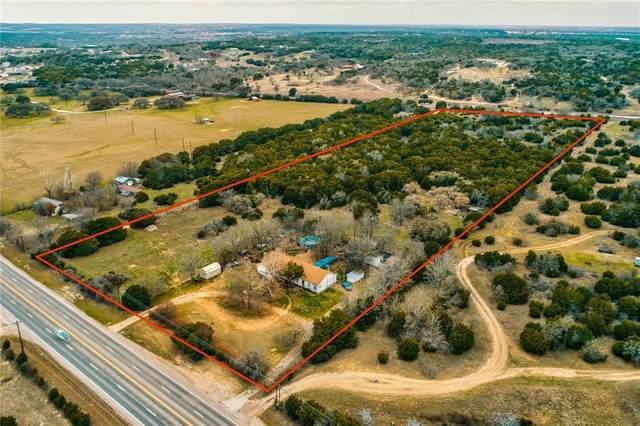 2248 E State Highway 29, Burnet, TX 78611 (#9487342) :: Papasan Real Estate Team @ Keller Williams Realty