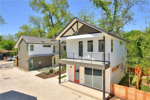 1615 S 2nd St #4, Austin, TX 78704 (#9489997) :: Ben Kinney Real Estate Team