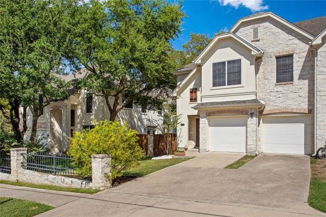 402 E 32nd St 1-A, Austin, TX 78705 (#9490058) :: Ana Luxury Homes